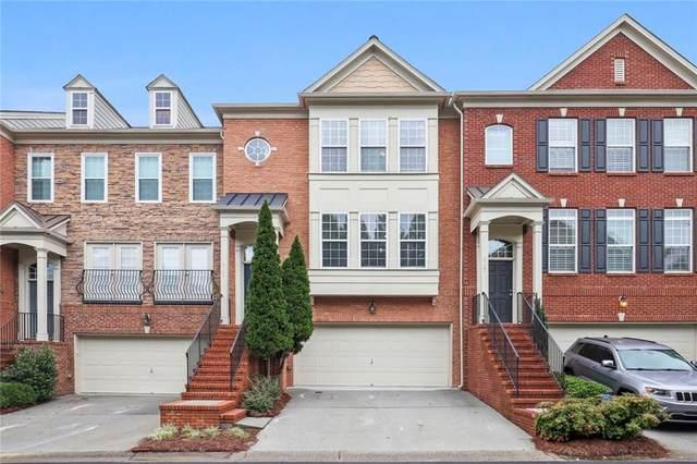 4705 Wehunt Trail SE #27, Smyrna, GA 30082 (MLS #6951328) :: Kennesaw Life Real Estate