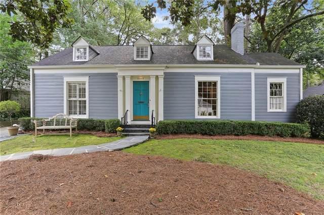 2015 Dellwood Drive NW, Atlanta, GA 30309 (MLS #6951336) :: The Kroupa Team | Berkshire Hathaway HomeServices Georgia Properties