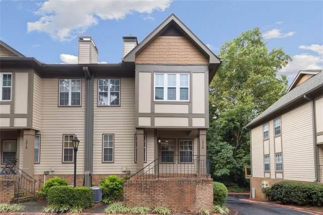 1316 Stillwood Chase NE, Atlanta, GA 30306 (MLS #6951347) :: North Atlanta Home Team