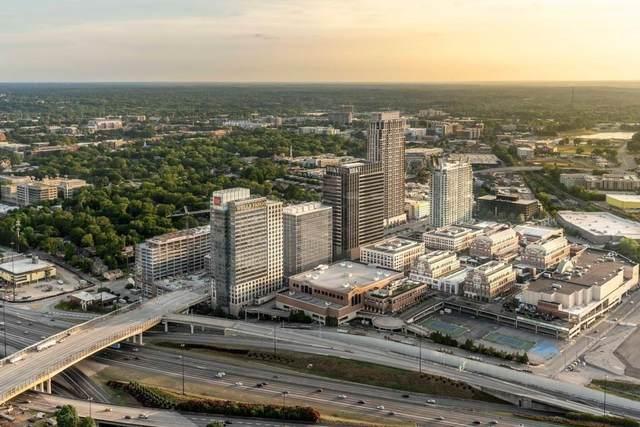 270 17th Street NW #3701, Atlanta, GA 30363 (MLS #6951377) :: The Kroupa Team | Berkshire Hathaway HomeServices Georgia Properties