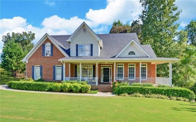 3805 Jones Creek Drive, Buford, GA 30519 (MLS #6951387) :: Path & Post Real Estate