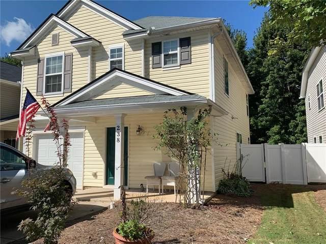 238 Oconee Way, Canton, GA 30114 (MLS #6951444) :: AlpharettaZen Expert Home Advisors