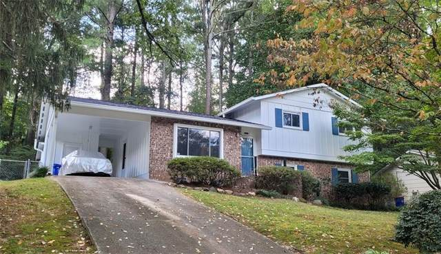 2533 Laurel Ridge Drive, Decatur, GA 30033 (MLS #6951526) :: North Atlanta Home Team