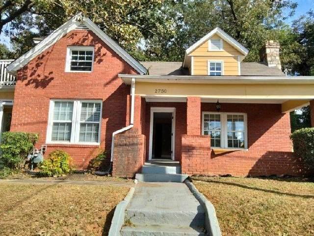 2750 Harris Street, Atlanta, GA 30344 (MLS #6951529) :: North Atlanta Home Team