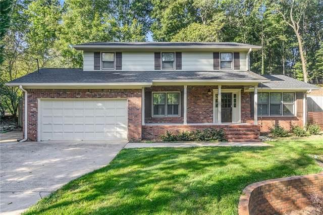 1183 Cumberland Valley Road, Gainesville, GA 30501 (MLS #6951547) :: North Atlanta Home Team