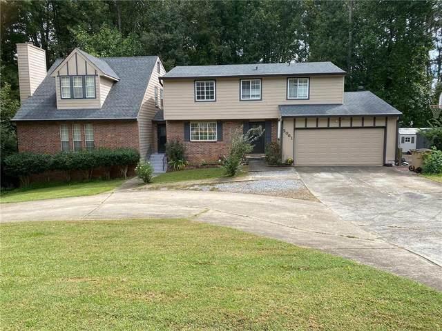 2061 Branch View Drive, Marietta, GA 30062 (MLS #6951583) :: North Atlanta Home Team