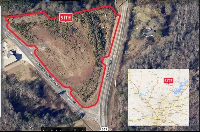 6470 Wallace Tatum Road, Cumming, GA 30028 (MLS #6951610) :: The Kroupa Team | Berkshire Hathaway HomeServices Georgia Properties