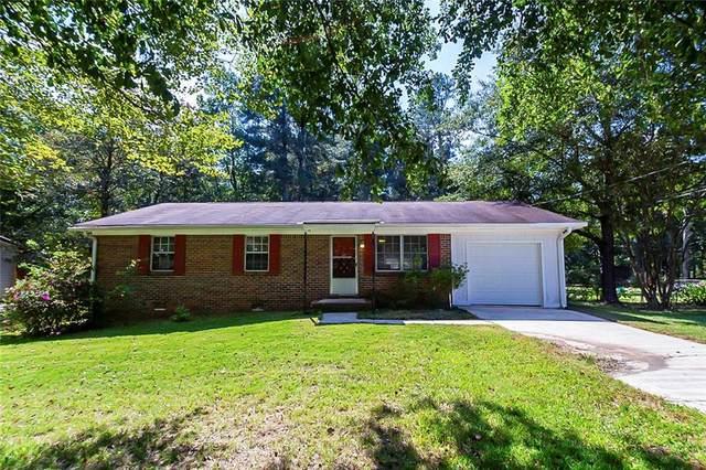 4022 Flint Hill Road, Powder Springs, GA 30127 (MLS #6951619) :: North Atlanta Home Team