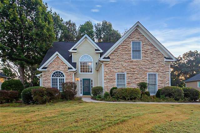 108 Crestview Lane, Dallas, GA 30157 (MLS #6951625) :: Path & Post Real Estate