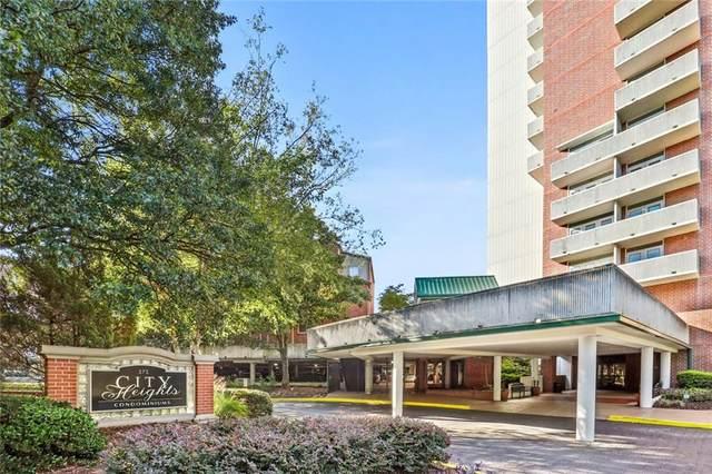 387 Ralph Mcgill Boulevard NE E, Atlanta, GA 30312 (MLS #6951627) :: Dawn & Amy Real Estate Team