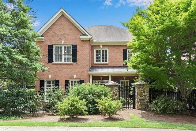 1137 Brookhaven Commons Drive, Brookhaven, GA 30319 (MLS #6951629) :: North Atlanta Home Team