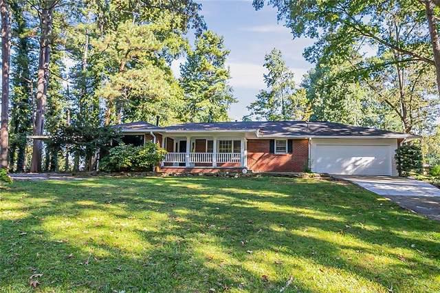 4464 Doyle Street, Tucker, GA 30084 (MLS #6951631) :: North Atlanta Home Team
