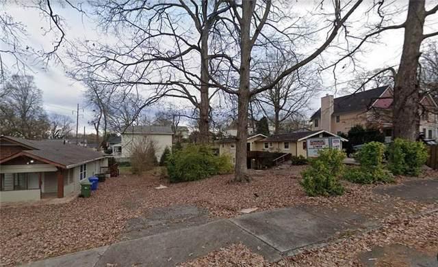 0 Fern Avenue SE, Atlanta, GA 30315 (MLS #6951694) :: Dillard and Company Realty Group