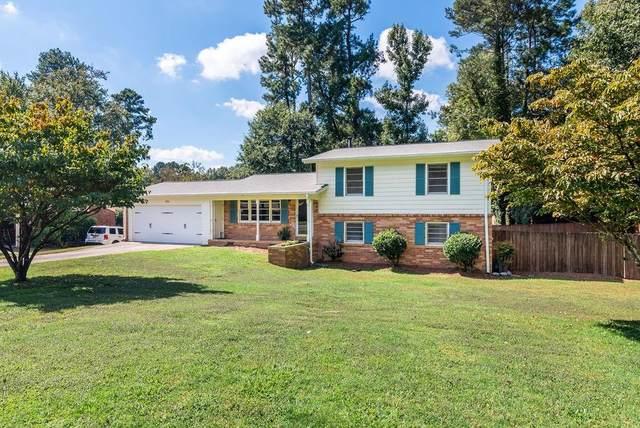 2256 Powers Ferry Drive SE, Marietta, GA 30067 (MLS #6951778) :: Path & Post Real Estate