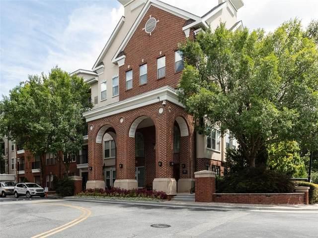 1850 Cotillion Drive #1009, Dunwoody, GA 30338 (MLS #6951802) :: Tonda Booker Real Estate Sales