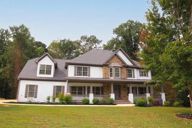 2130 Collins Hill Road, Lawrenceville, GA 30043 (MLS #6951803) :: North Atlanta Home Team