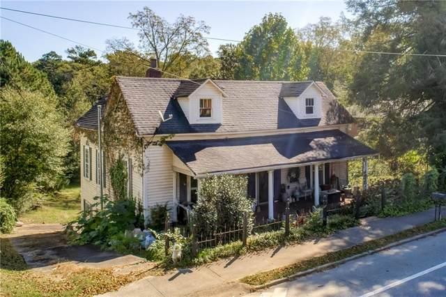 407 Confederate Avenue, Dallas, GA 30132 (MLS #6951816) :: North Atlanta Home Team