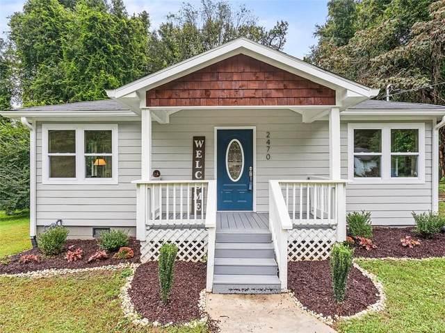 2470 Judson Avenue, East Point, GA 30344 (MLS #6951825) :: North Atlanta Home Team