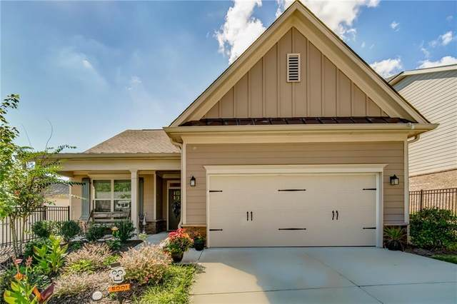 109 Laurel View, Canton, GA 30114 (MLS #6951857) :: North Atlanta Home Team