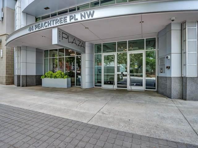 44 Peachtree Place NW #429, Atlanta, GA 30309 (MLS #6951892) :: Virtual Properties Realty