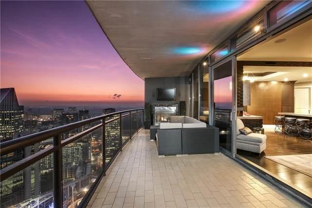 3344 Peachtree Road NE #3405, Atlanta, GA 30326 (MLS #6951932) :: Tonda Booker Real Estate Sales