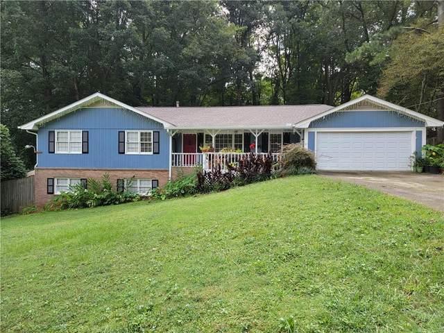1734 Lamancha Drive, Lawrenceville, GA 30044 (MLS #6951956) :: North Atlanta Home Team