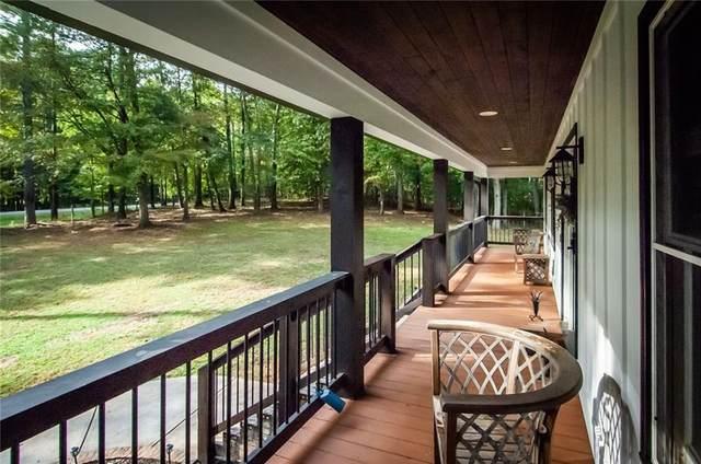 1402 Moore Road, Newnan, GA 30263 (MLS #6951990) :: Rock River Realty