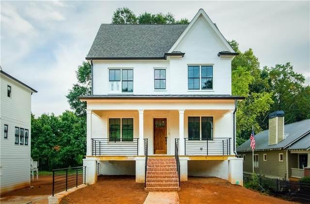 2165 Oakview Road SE, Atlanta, GA 30317 (MLS #6952031) :: North Atlanta Home Team