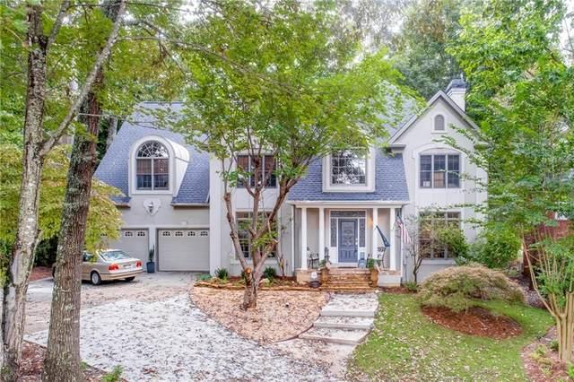 1596 Grandwood Trail NW, Acworth, GA 30101 (MLS #6952036) :: The Kroupa Team | Berkshire Hathaway HomeServices Georgia Properties