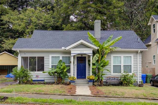 235 Laurel Avenue SW, Atlanta, GA 30314 (MLS #6952049) :: North Atlanta Home Team