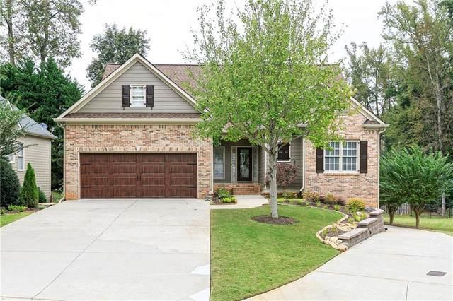 4157 Haynes Mill Court NW, Kennesaw, GA 30144 (MLS #6952060) :: North Atlanta Home Team