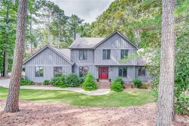 5649 High Harbor Court, Gainesville, GA 30504 (MLS #6952083) :: North Atlanta Home Team
