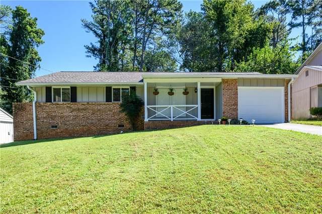 2477 Spring Drive SE, Smyrna, GA 30080 (MLS #6952084) :: North Atlanta Home Team