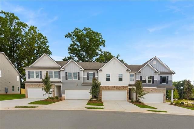 2190 Justify Lane #41, Stonecrest, GA 30058 (MLS #6952101) :: Path & Post Real Estate