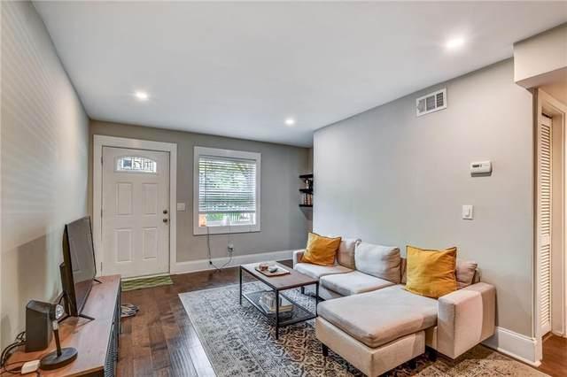 351 Cherokee Avenue SE #5, Atlanta, GA 30312 (MLS #6952119) :: Dawn & Amy Real Estate Team