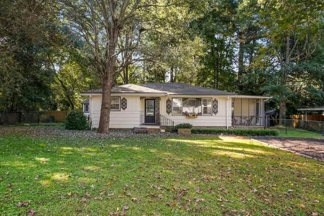 3687 Bishop Drive, Tucker, GA 30084 (MLS #6952131) :: North Atlanta Home Team
