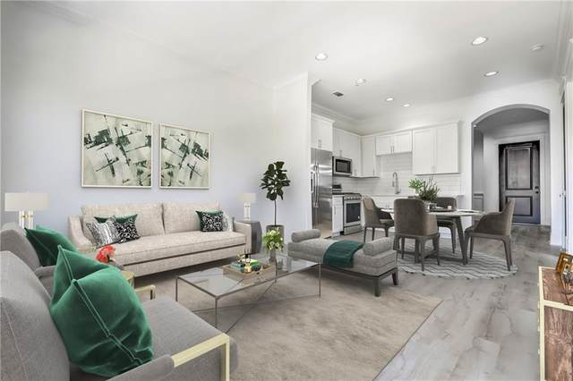 625 Piedmont Avenue NE #1005, Atlanta, GA 30308 (MLS #6952135) :: The Kroupa Team | Berkshire Hathaway HomeServices Georgia Properties