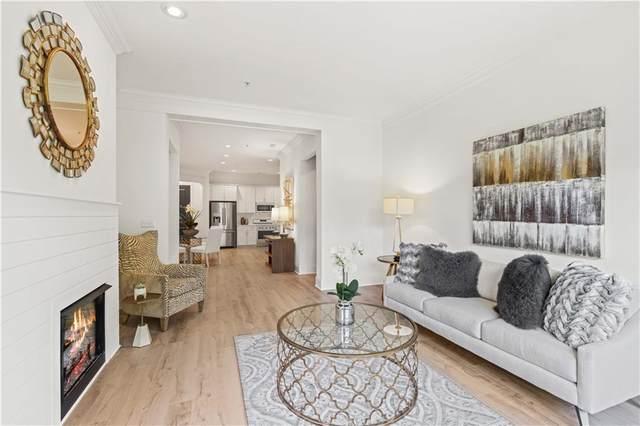 625 Piedmont Avenue NE #3027, Atlanta, GA 30308 (MLS #6952140) :: The Kroupa Team | Berkshire Hathaway HomeServices Georgia Properties