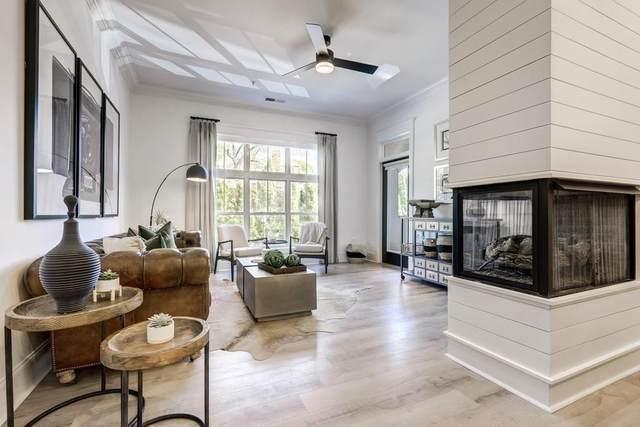 625 Piedmont Avenue NE #1003, Atlanta, GA 30308 (MLS #6952142) :: The Kroupa Team | Berkshire Hathaway HomeServices Georgia Properties