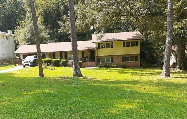 4395 E Durham Circle, Stone Mountain, GA 30083 (MLS #6952191) :: North Atlanta Home Team