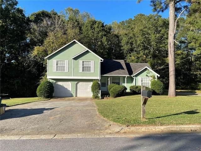 6106 Leverett Drive, Lithonia, GA 30038 (MLS #6952246) :: North Atlanta Home Team
