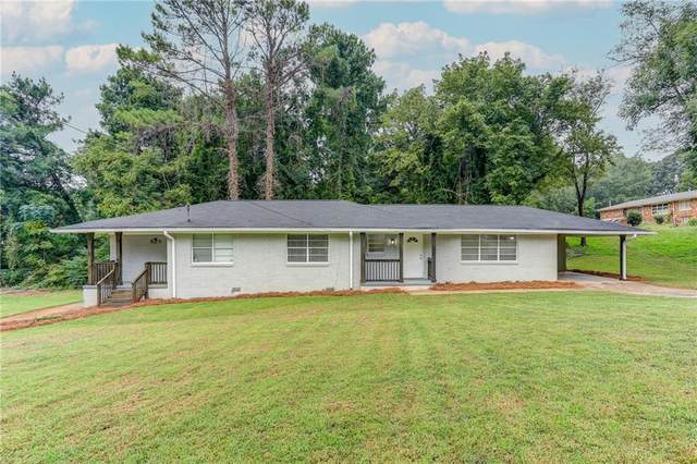 1465 Tulip Place, Decatur, GA 30032 (MLS #6952248) :: Dillard and Company Realty Group