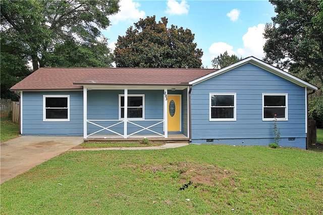 283 Deerfield Drive, Jonesboro, GA 30238 (MLS #6952256) :: North Atlanta Home Team