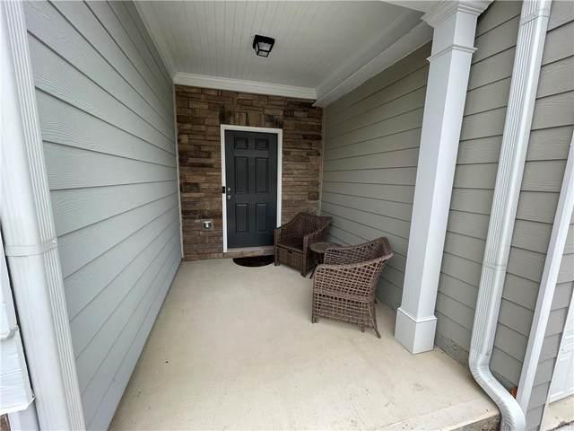 495 Crescent Woode Drive, Dallas, GA 30157 (MLS #6952328) :: The Kroupa Team | Berkshire Hathaway HomeServices Georgia Properties