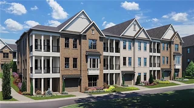 227 Atley Place #117, Alpharetta, GA 30009 (MLS #6952333) :: The Kroupa Team | Berkshire Hathaway HomeServices Georgia Properties