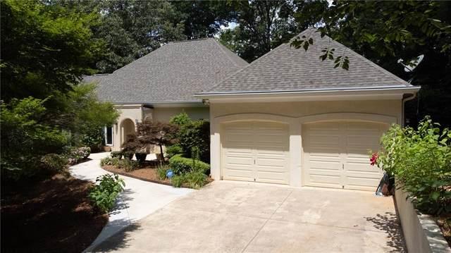 3601 Lakeview Drive, Gainesville, GA 30501 (MLS #6952382) :: North Atlanta Home Team