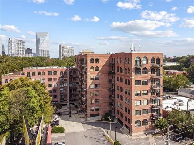 3235 Roswell Road NE #611, Atlanta, GA 30305 (MLS #6952388) :: Dillard and Company Realty Group