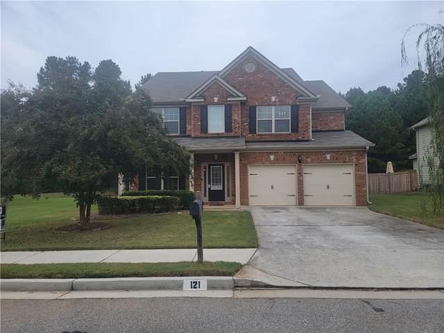 121 Christopher Michael Lane, Hampton, GA 30228 (MLS #6952391) :: North Atlanta Home Team