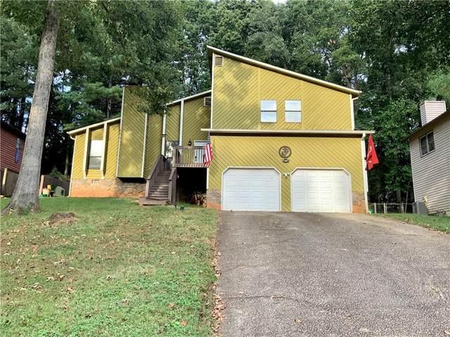 2140 Hunters Cove Drive, Lawrenceville, GA 30044 (MLS #6952407) :: North Atlanta Home Team