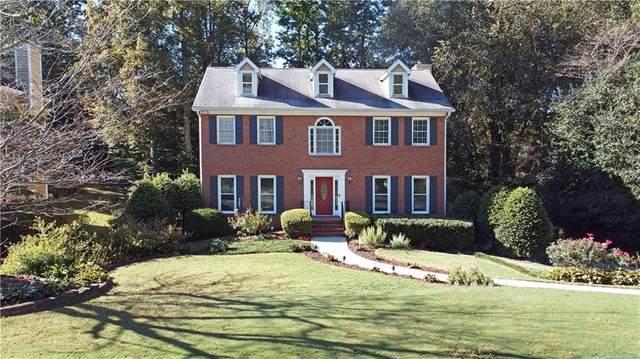 3876 Windrose Lane, Marietta, GA 30062 (MLS #6952409) :: Path & Post Real Estate